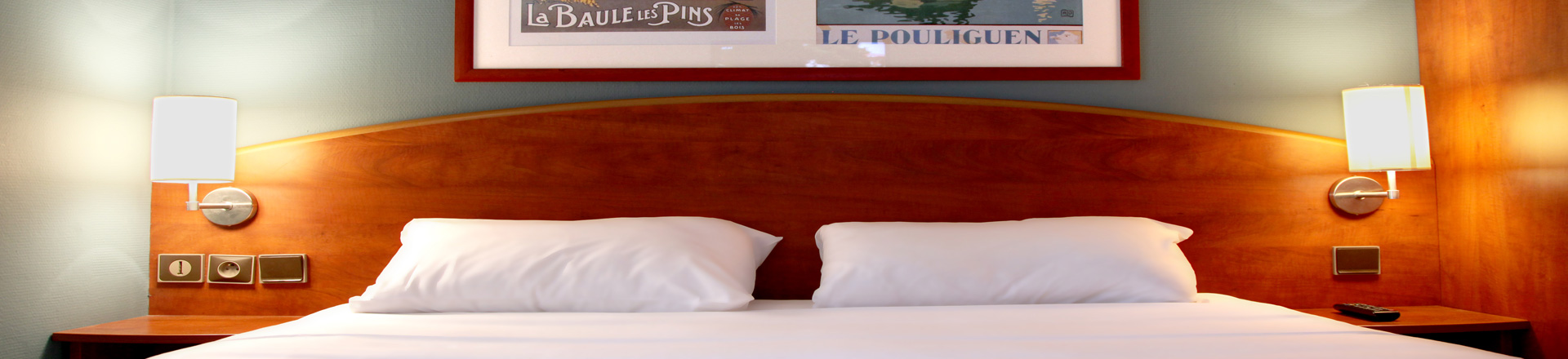 Hotel kyriad lannion chambre double